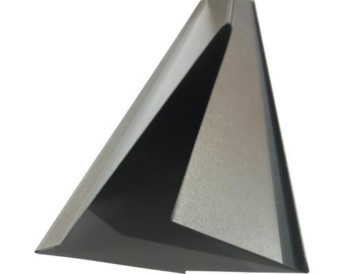 Štítový plech PRECIT s vodní drážkou 1000 mm, pozink