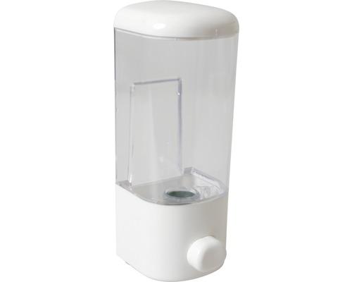 Dávkovač mýdla 500 ml bílý PD 00001