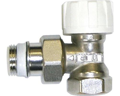 """Termostatický ventil 1/2"""" rohový"""
