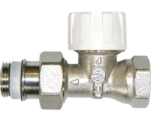"""Termostatický ventil 3/8"""" přímý"""
