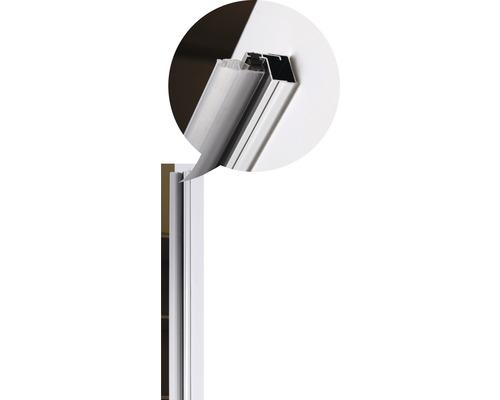 Dorazový profil ke sprchovým dveřím Basano Modena 195 cm