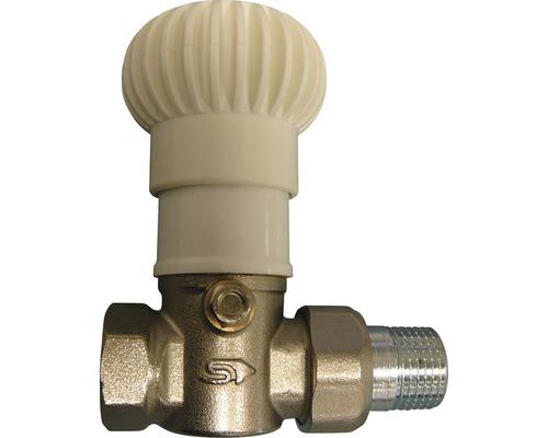 """Ventil radiátorový V4522 1/2"""" přímý"""