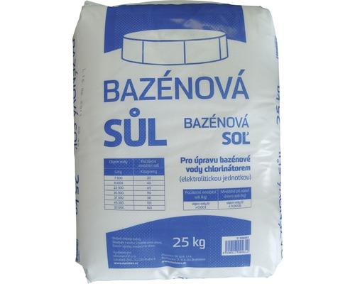 Marimex sůl bazénová 25 kg