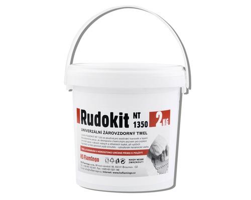 Univerzální žáruvzdorný tmel Rudokit NT 1350 2 kg