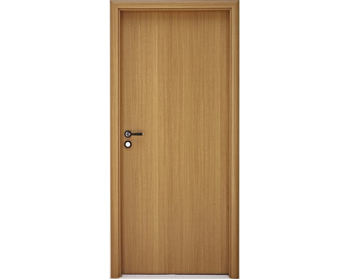Interiérové dveře Single 1 plné 90 L dub (VÝROBA NA OBJEDNÁVKU)