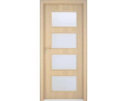 Interiérové dveře Colorado 5 prosklené 70 P dub (VÝROBA NA OBJEDNÁVKU)