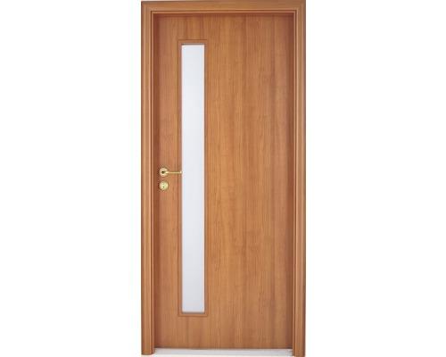 Interiérové dveře Sierra prosklené 70 P třešeň (VÝROBA NA OBJEDNÁVKU)