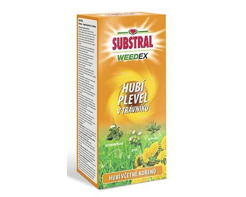 Substral Weedex postřikovač proti plevelům v trávníku 500 ml
