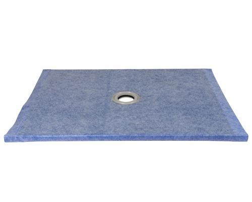 Sprchový podlahový prvek obdélníkový Schulte 90x140 cm vodorovný odtok