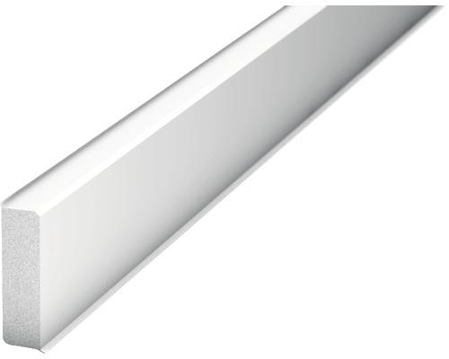 """Soklová lišta """"Tondo 40"""" 250cm, bílá"""