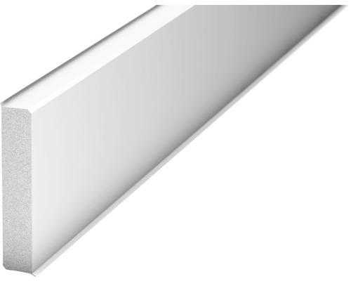 """Soklová lišta """"Tondo 60"""" 250cm, bílá"""