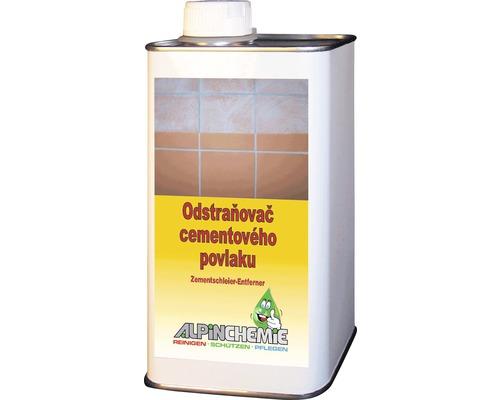 Odstraňovač cementového povlaku 1 litr