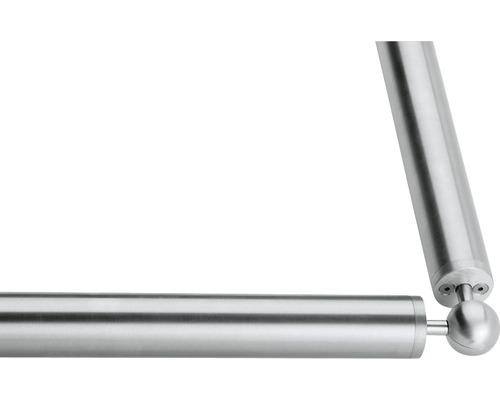 Nerezový kloub pro madlo zábradlí Pertura Ø 35 mm (46)
