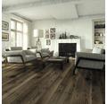 Dřevěná podlaha 14.0 dub Caramel kartáčovaná olejovaná
