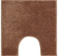 WC předložka ROMAN 50x50 cm karamel