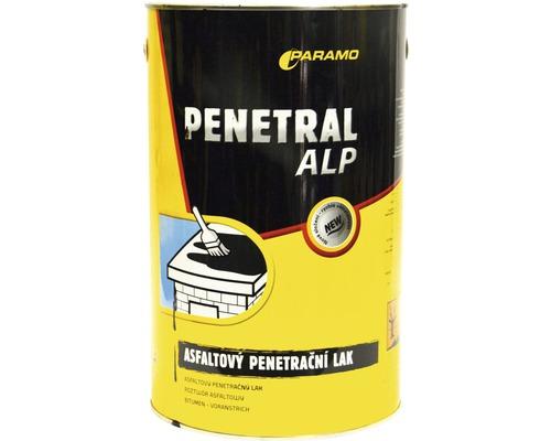 Asfaltový lak Paramo Penetral Alp, 3,5 kg