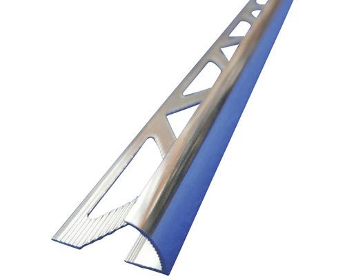 Lišta ALU vnější roh 8x2500 mm lak lesklý