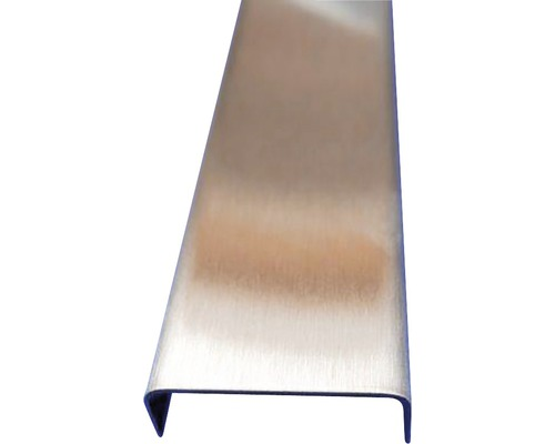 Lišta NEREZ dekorační profil 20x1000 mm listelo kartáčovaná