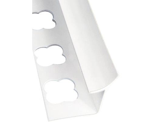 Lišta PVC vnitřní roh 8x2500 mm bílá PFC
