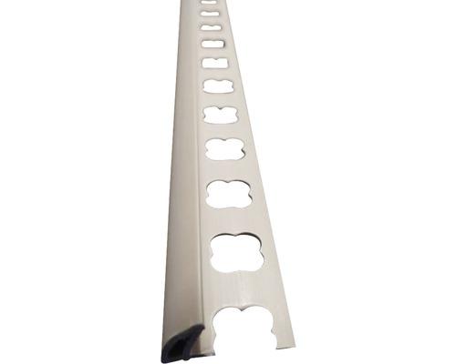 Lišta PVC vnější roh 7x2500 mm bahama
