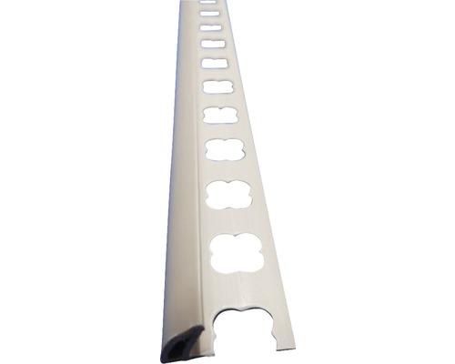 Lišta PVC vnější roh 9x2500 mm bahama