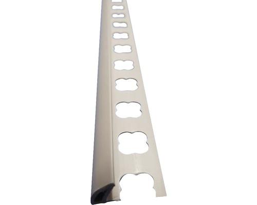 Lišta PVC vnější roh 10x2500 mm bahama