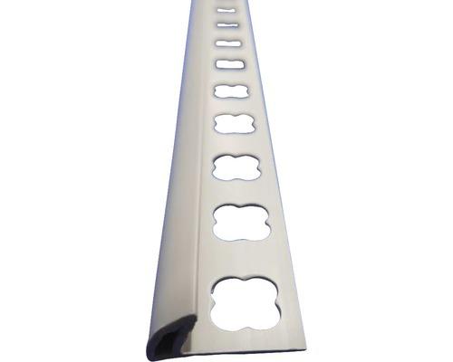 Lišta PVC vnější roh 10x2500 mm jasmín
