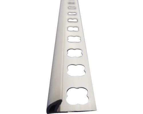 Lišta PVC vnější roh 9x2500 mm jasmín