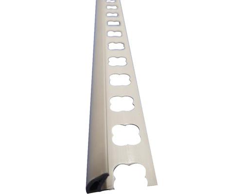 Lišta PVC vnější roh 12x2500 mm bahama