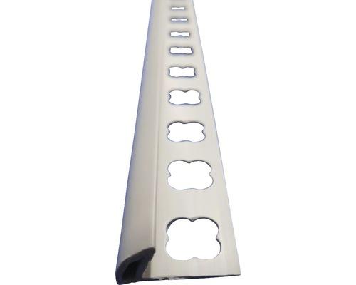 Lišta PVC vnější roh 12x2500 mm jasmín