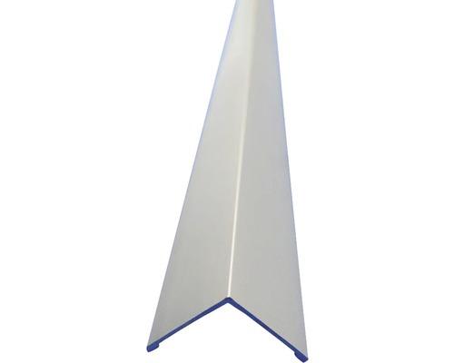 Lišta ALU L profil 20x20x2500 mm elox oliva