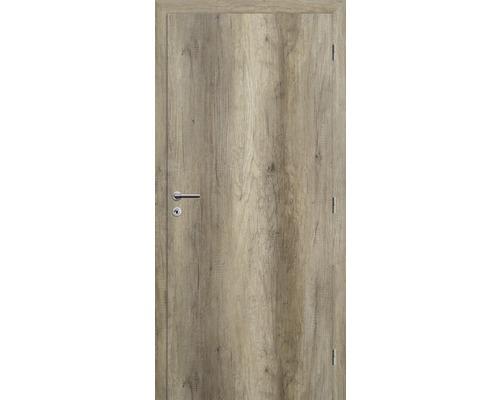 Interiérové dveře Solodoor plné 80 P dub canyon