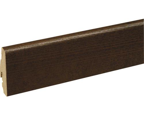 Soklová lišta Skandor jasan olejovaný SU060L 19x58x2400 mm