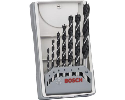 Sada vrtáků do dřeva Bosch X-PRO LINE 7 kusů