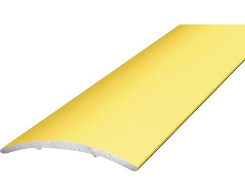 ALU přechodový profil sahara samolepicí 2,7m 30x1,6mm
