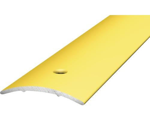 ALU přechodový profil oc.mat.2,7m 30x1,6mm, šroubovací