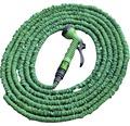 Smršťovací hadice Trick Hose 5–15 m zelená vč. postřikovače