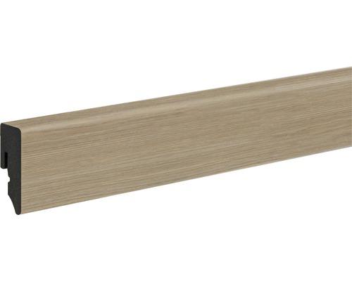 Podlahová lišta Neuhofer KU48L dub phalsbourg 15x38,5x2400 mm