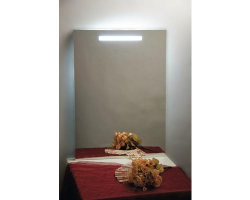 Zrcadlo do koupelny Luna 70x50 cm